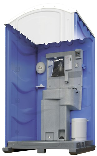 Single Portable Wash Hand Basin Unit