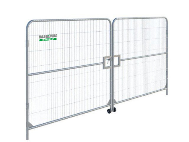 Haras Temporary Fencing Vehicle Gates
